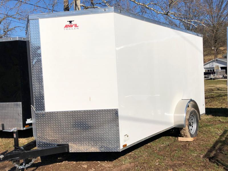 2019 Anvil AT7X12SA Enclosed Cargo Trailer