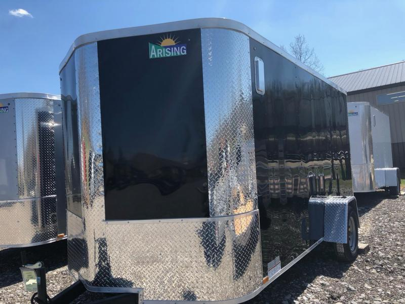 2019 Arising 712VSRB Enclosed Cargo Trailer