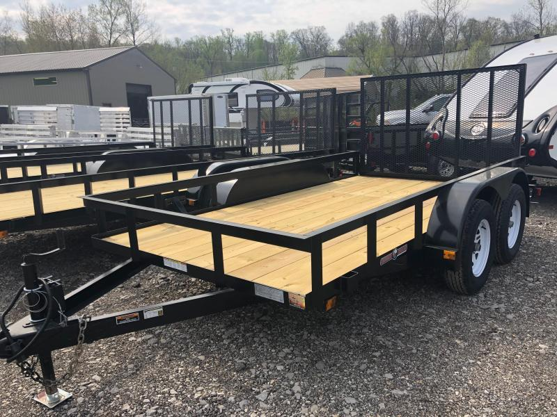 2020 Currahee LD612 Utility Trailer