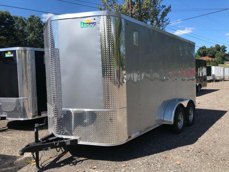 2020 Arising 714VTRSM Enclosed Cargo Trailer