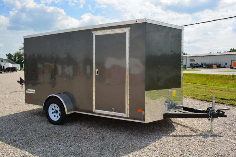 2019 Haulmark PP7X12DS2 Enclosed Cargo Trailer