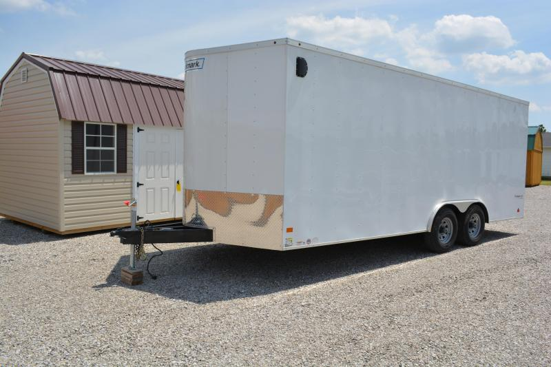 2018 Haulmark PP85X20WT3 Enclosed Cargo Trailer