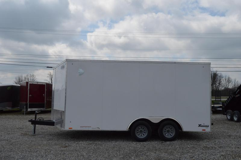 2021 Cargo Express 8.5X16 XLW SE CARGO 7K-WH Enclosed Cargo Trailer
