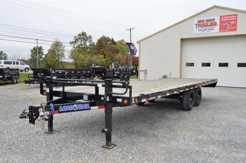 2019 Load Trail 102X24 Deck Over Equipment Trailer