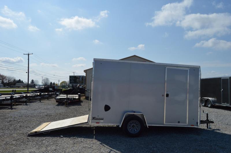 2021 Cargo Express 6X12 XLW SE SINGLE CARGO-S Enclosed Cargo Trailer