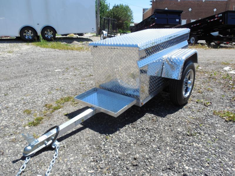 2018 Rugged Terrain Cycle Trailer 2x4