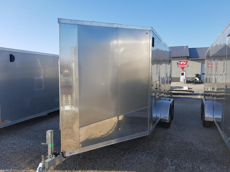2018 Forest River Inc. GLACIER SERIES 7X19 Enclosed Cargo Trailer