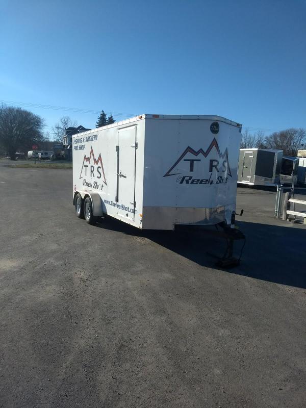 2014 Wells Cargo 7x16