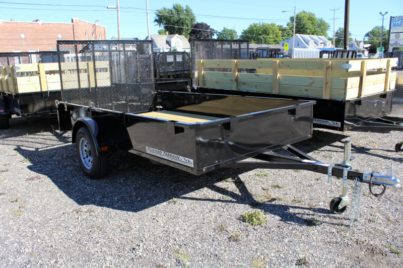 2017 Rugged Terrain 6X10 Utility Trailer