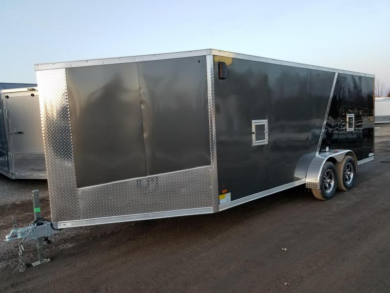 2019 Forest River Inc. GLACIER SERIES 7X23 Enclosed Cargo Trailer