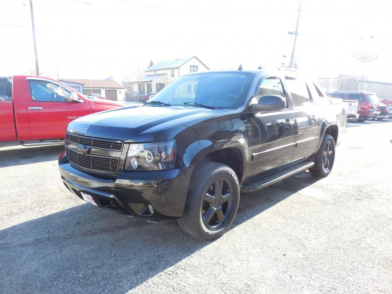 2007 Chevrolet Avalanche 1500 LS 4x4