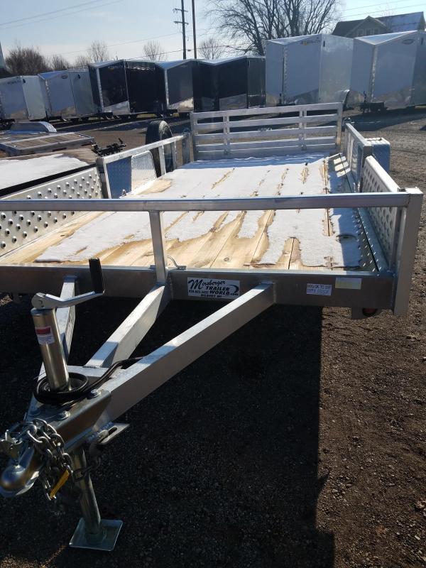2019 Quality Steel 8014aldx3.5ksa