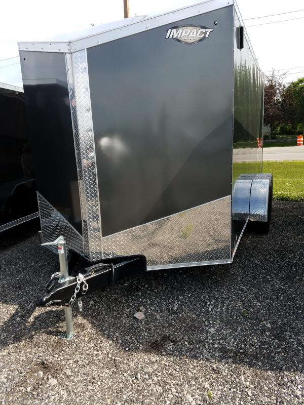 2019 Impact Trailers Elite Series 7x14