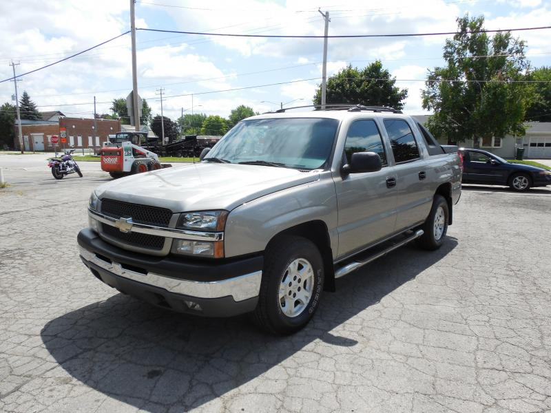 2003 Chevrolet Avalanche 1500 4X4