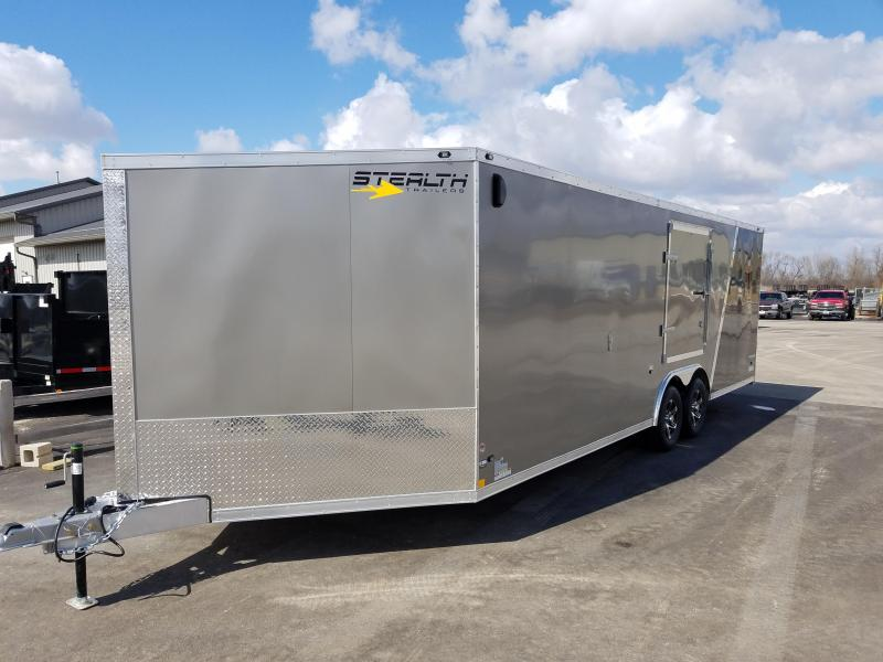 2019 Stealth Trailers PREDATOR Enclosed Cargo Trailer