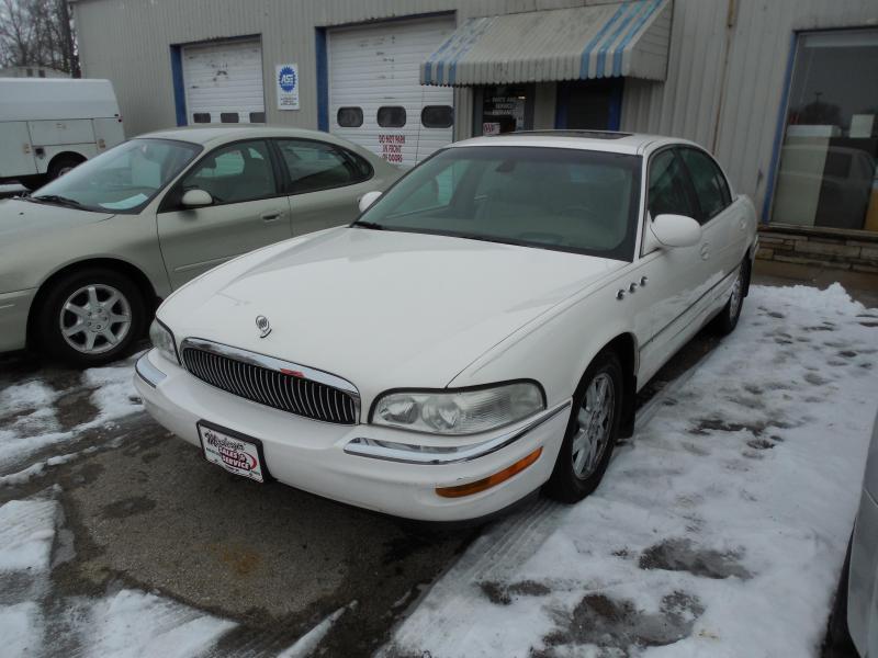 2005 Buick Park Ave Sedan