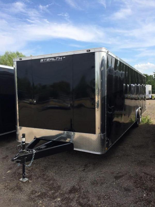 2017 Stealth Trailers 8.5x28' Reaper Trailer