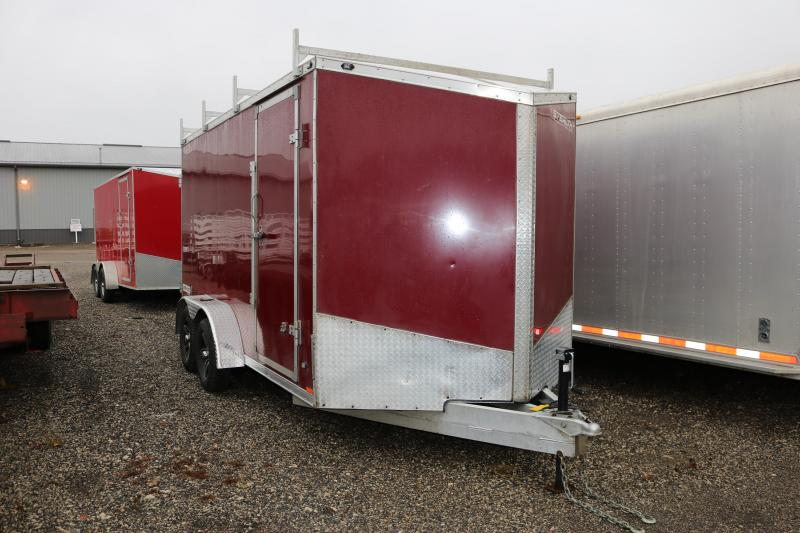 2015 Stealth Trailers 7x14' Superlite Trailer