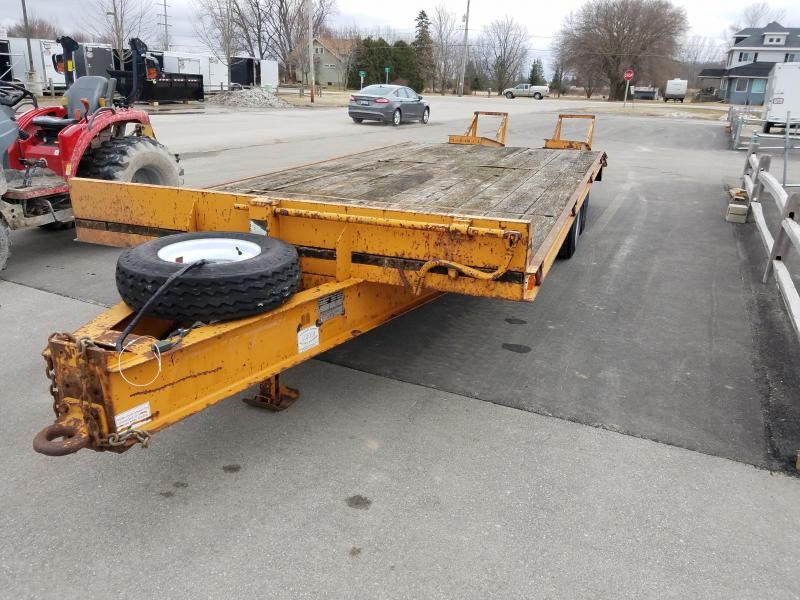 2003 Econoline DECKOVER Equipment Trailer