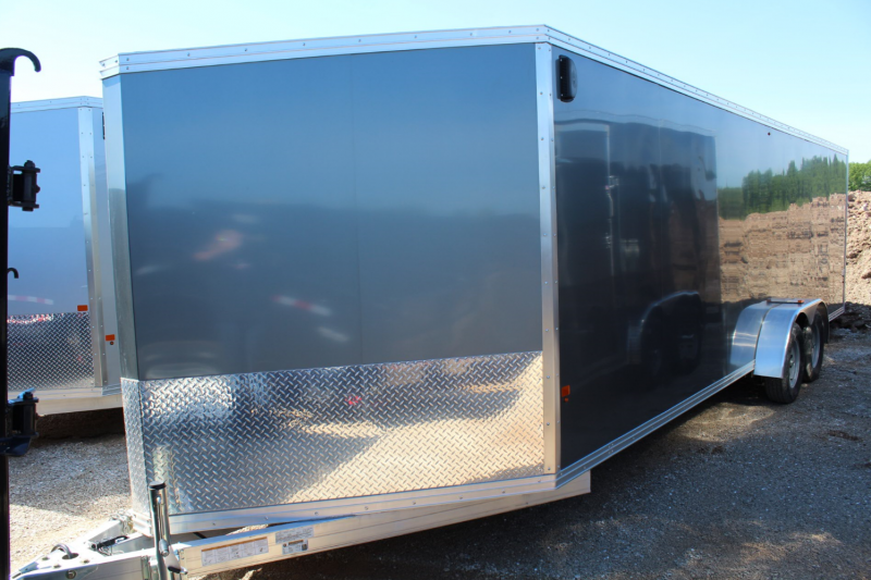 2016 EZ Hauler 7x29 Enclosed Cargo Trailer