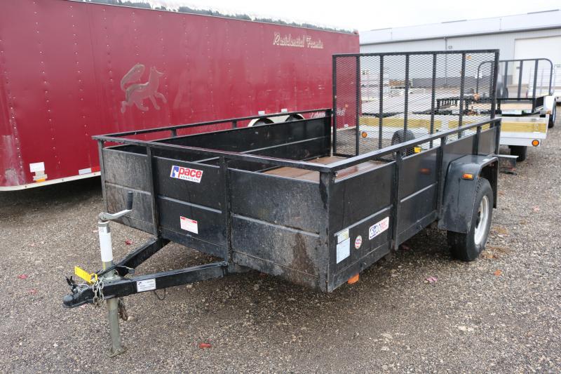 2007 Pace American 6.5x10' Trailer