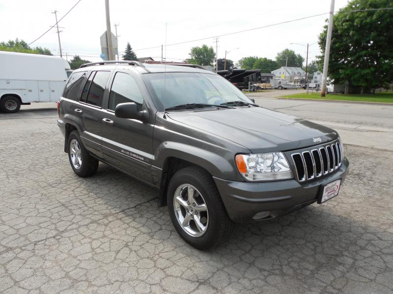 2002 Jeep Cherokee SUV LTD 4x4