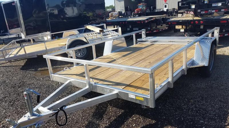 2020 Quality Steel 8012aldx3.5ksa