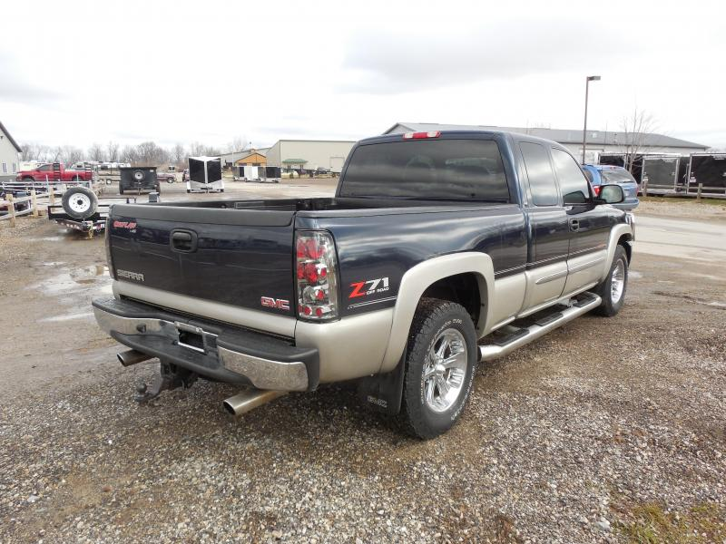 what is the towing capacity of 2005 gmc sierra 1500 z71 autos post. Black Bedroom Furniture Sets. Home Design Ideas