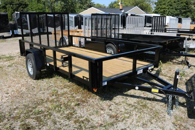 2018 Quality Steel 6x12' Trailer