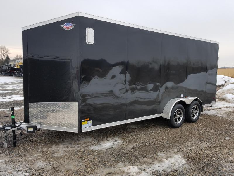 2018 Forest River Inc. SUPERLITE SERIES 7X18 Enclosed Cargo Trailer