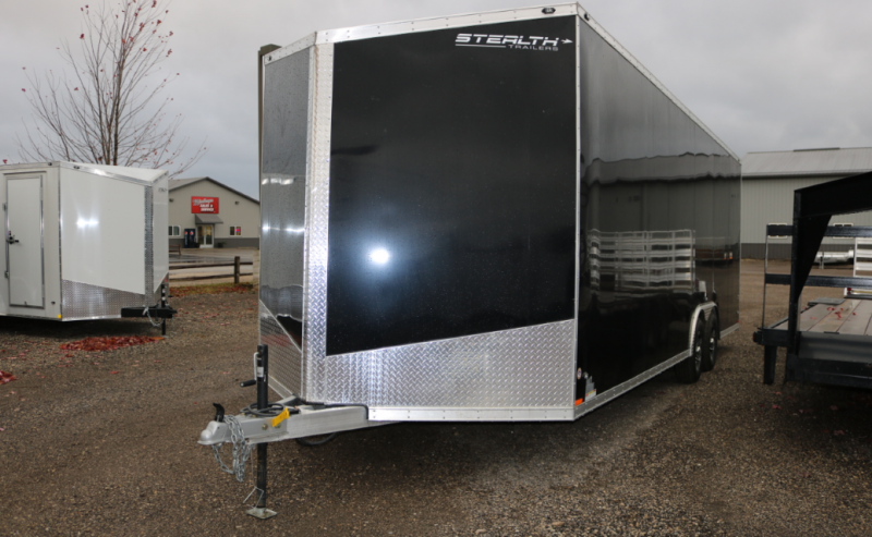 2017 Stealth Trailers 8.5x24 Cobra Trailer