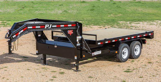 "PJ 14' x 96"" Roll Off Deck (RD)"