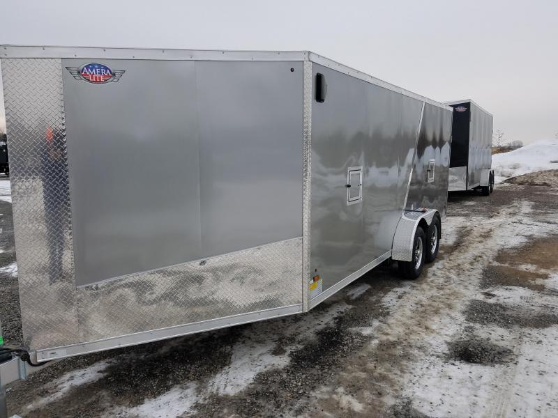 2018 Forest River Inc. GLACIER SERIES 7X23 Enclosed Cargo Trailer