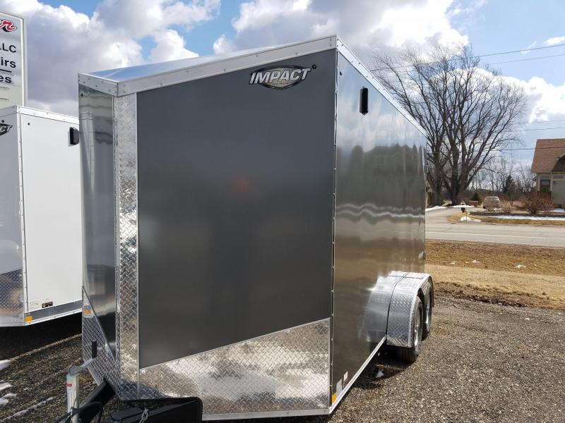2019 Impact Trailers CLASSIC SERIES 7X14 Enclosed Cargo Trailer
