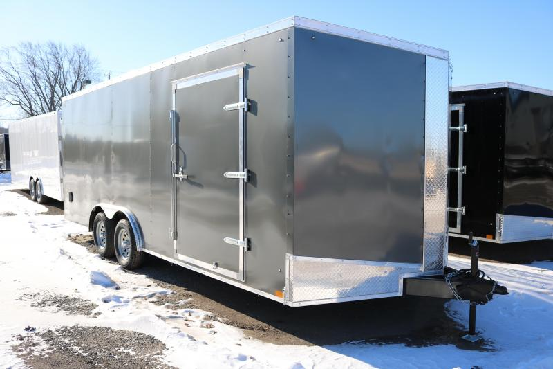 2018 Discovery Trailers 8.5x20' Challenger ET Trailer