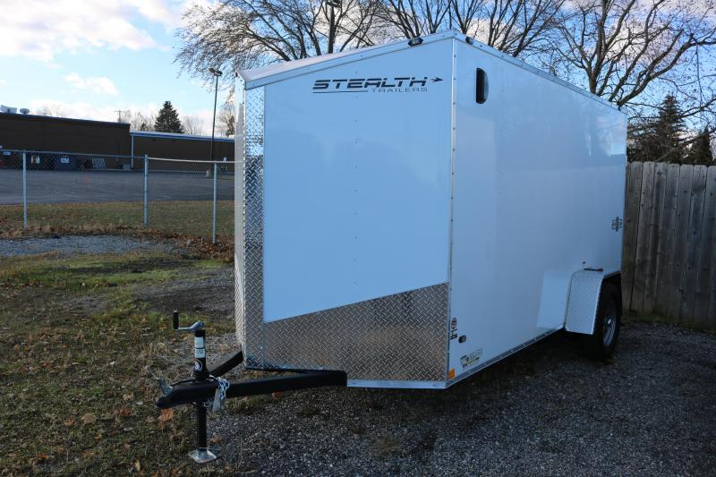 2018 Stealth Trailers 6x12' Mustang Trailer