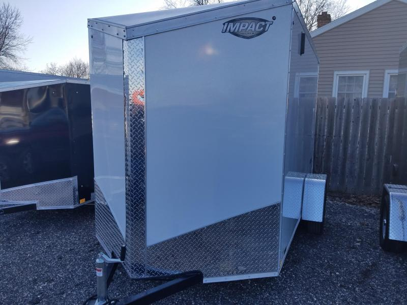 2019 Impact Trailers CLASSIC SERIES 6X10 Enclosed Cargo Trailer