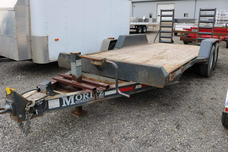 Moritz International 16' Trailer