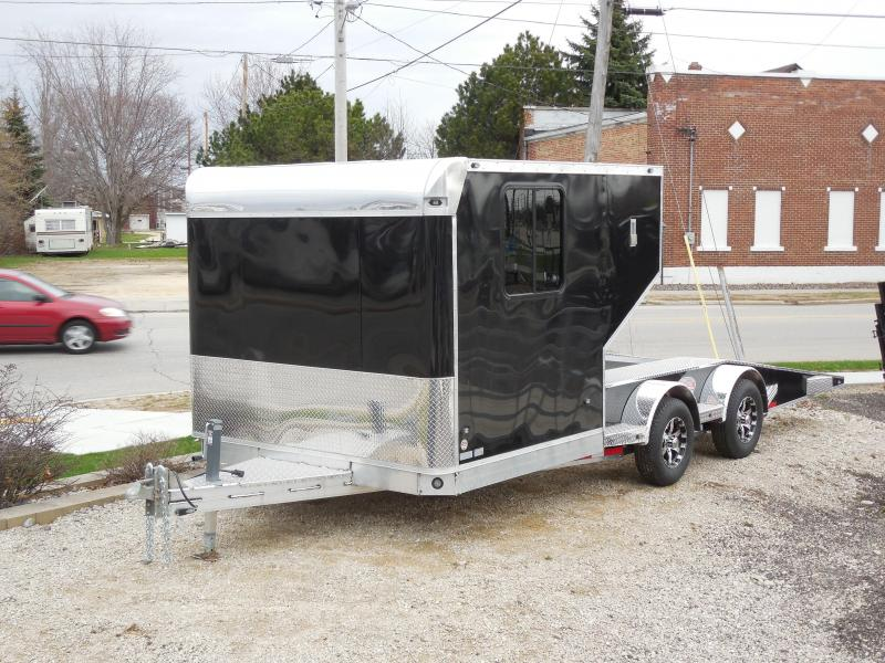 2015 Other Deluxe Truss Deckover Racing Trailer Car / Racing Trailer