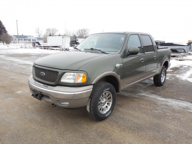 2003 Ford F150 King Ranch Supercrew 4x4 Truck