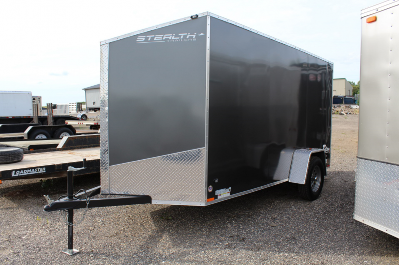 2016 Stealth Trailers 6x12 Enclosed Trailer