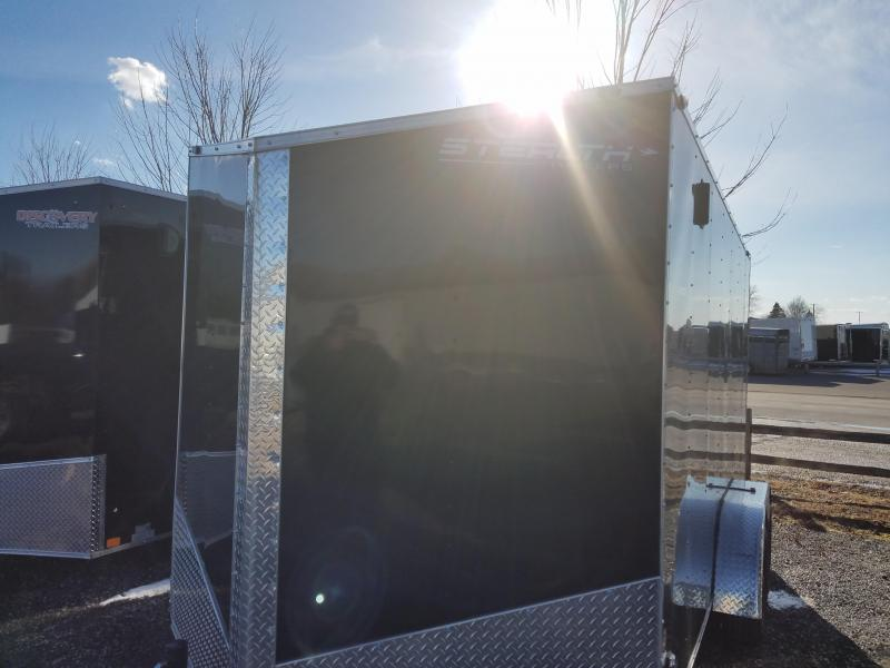 2018 Stealth Trailers CLASSIC SERIES 7X14 Enclosed Cargo Trailer