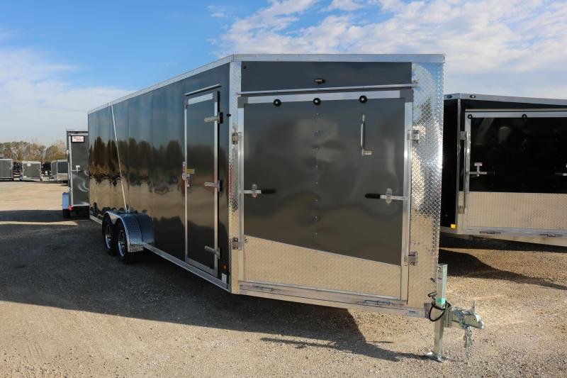 2018 Forest River Inc. 7x27' Amera-Lite Trailer