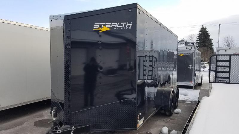 2019 Stealth Classic Series 7x16