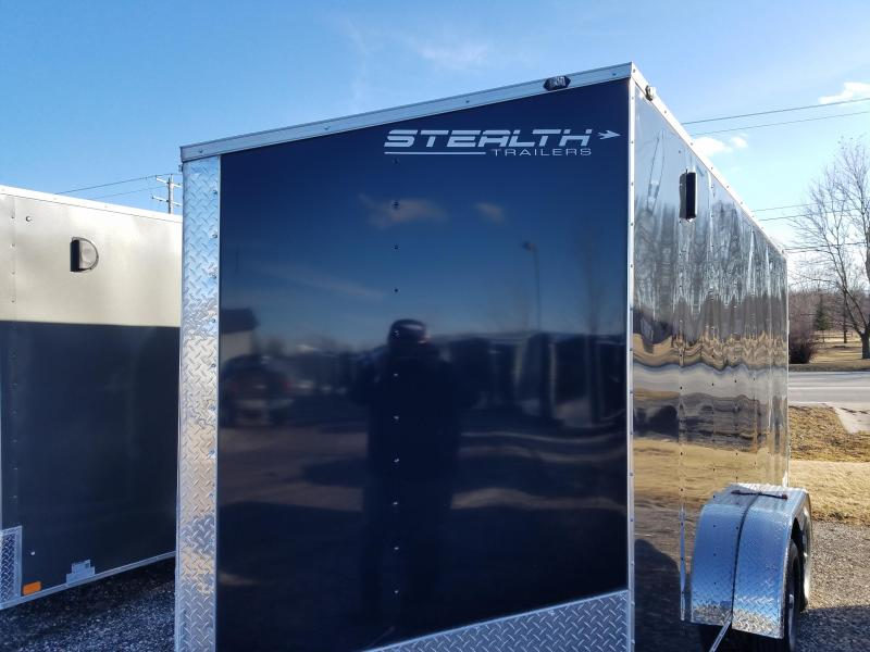 2018 Stealth Trailers CLASSIC 7X14 Enclosed Cargo Trailer