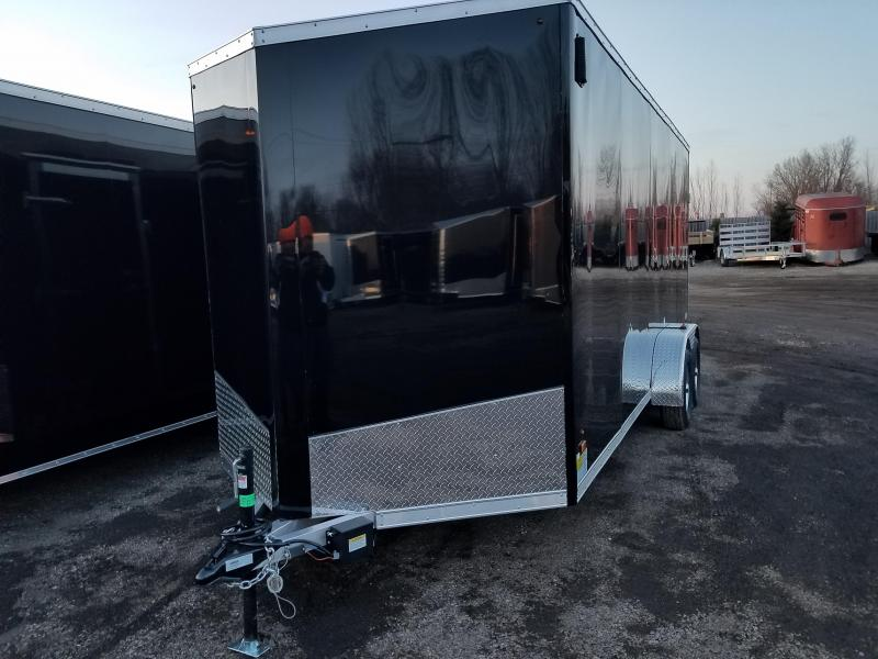 2019 Forest River Inc. SUPERLITE SERIES 7X18 Enclosed Cargo Trailer