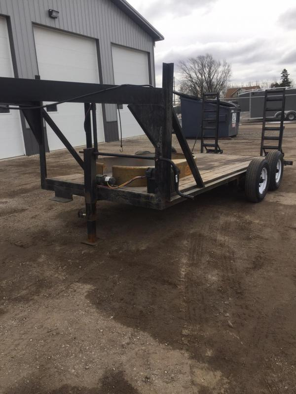 1988 Triggs-miner Corp Equipment Trailer
