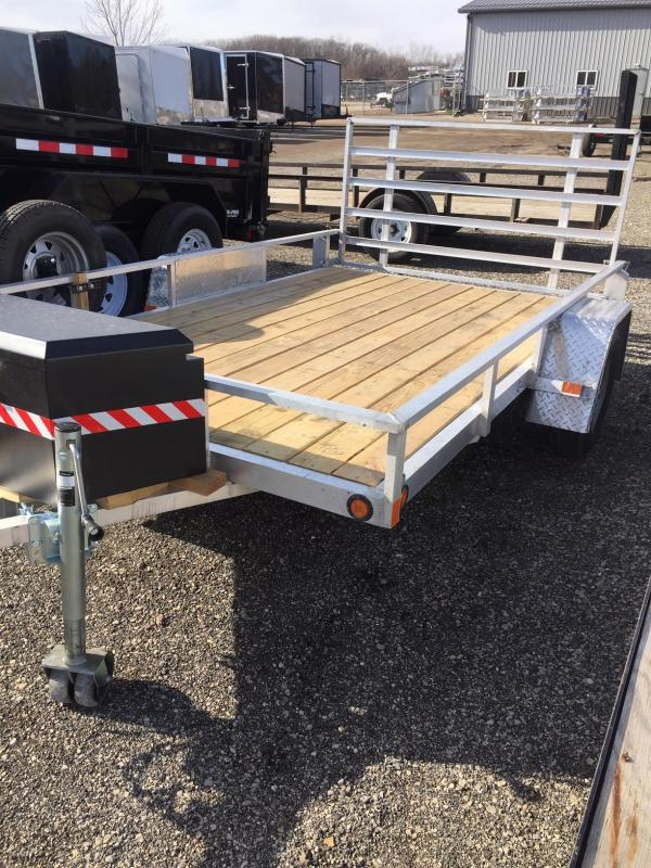 2016 Reliable Custom Trailers 6x10.5