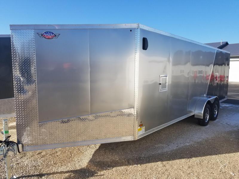 2018 Forest River Inc. GLACIER SERIES 7X27 Enclosed Cargo Trailer