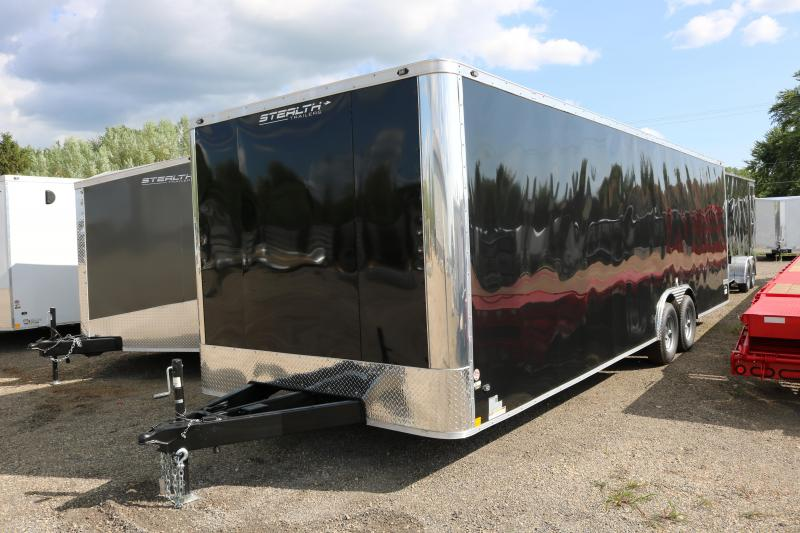 2018 Stealth Trailers 8.5x26' Reaper Trailer